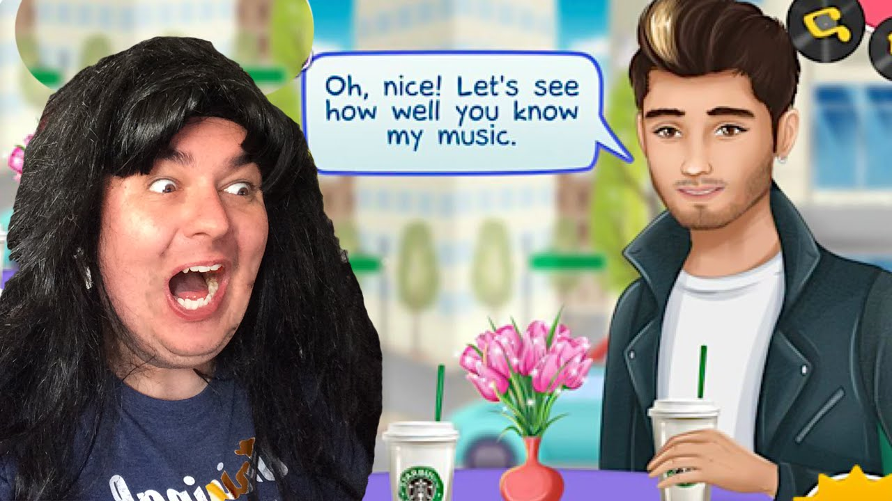 Perrie zayn dating simulator