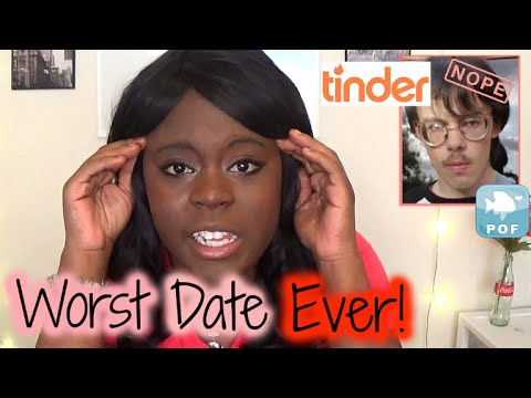 My Date with a RACIST CATFISH! Online Dating Disaster STORYTIME || Livi Kae