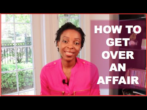 Marriage Advice – How To Get Over An Affair
