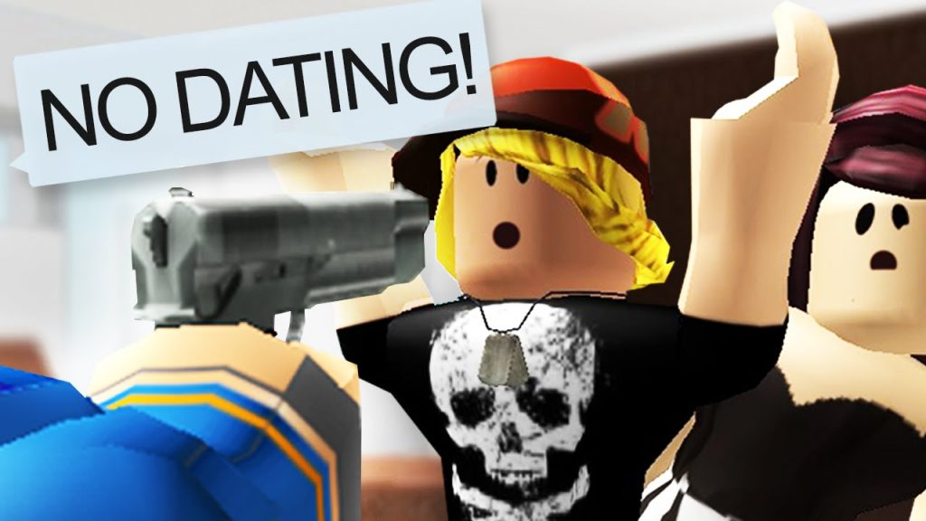 ARRESTED FOR ONLINE DATING IN ROBLOX