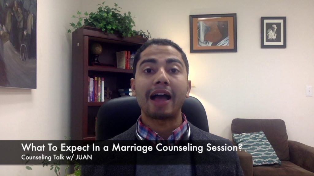 What To Expect In A Marriage Counseling Session