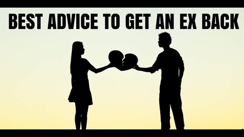 Best Advice to Get an Ex Back