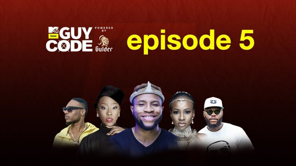 Conversation killers, flirting, going dutch on a date & more on Guy Code Nigeria S02 Ep05