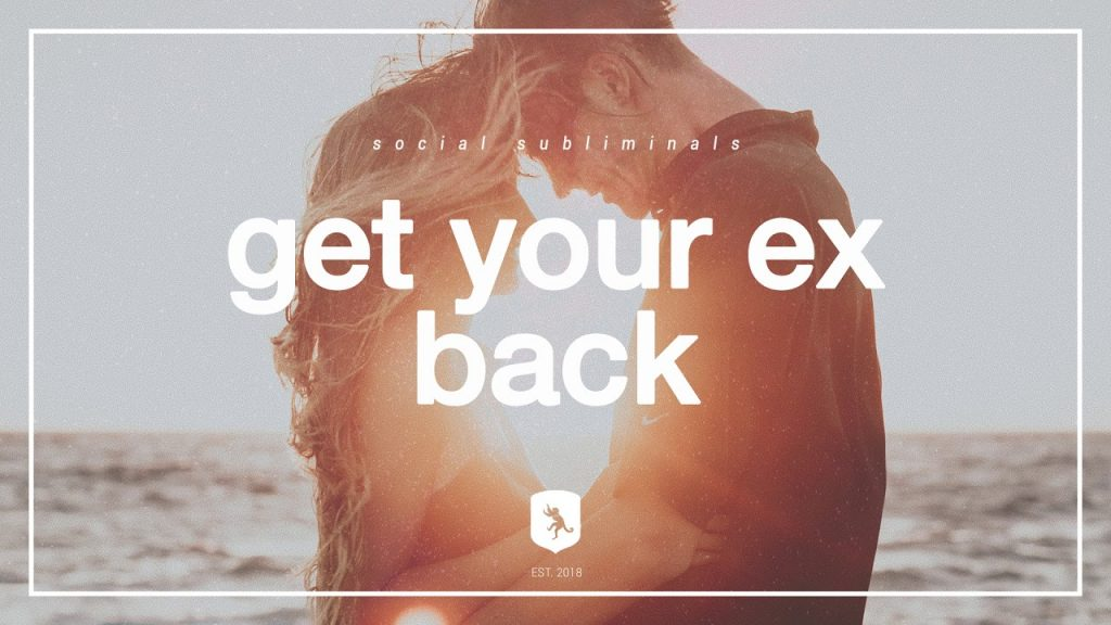 GET YOUR EX BACK NOW! | Powerful Subliminal Affirmations 🙉