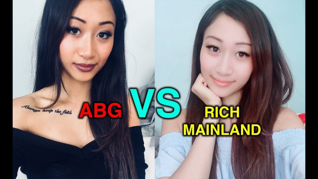 ABG (Asian Baby Girl) VS Rich Mainland Chinese – Online Dating Experiment