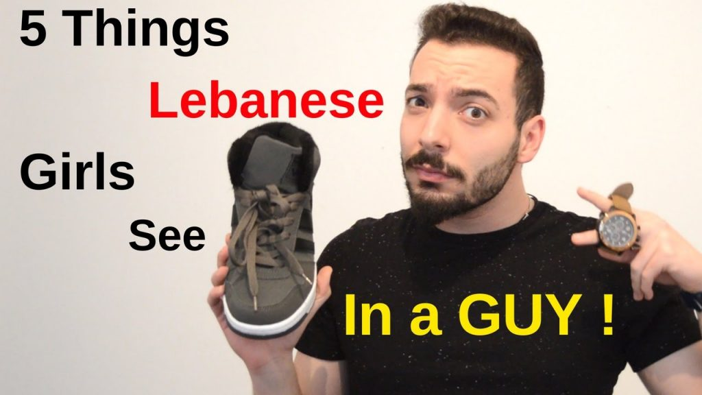 FIRST 5 Things LEBANESE Girls SEE in a GUY | How To Make A Good FIRST Impression!