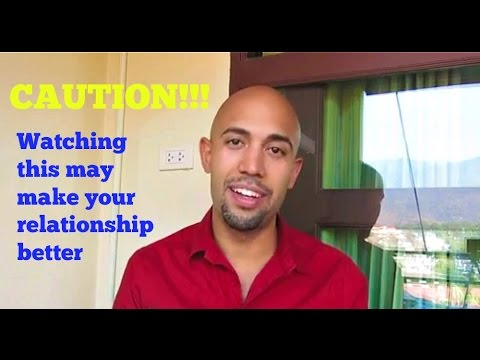 The Best Relationship Advice for Men and Women Ever!