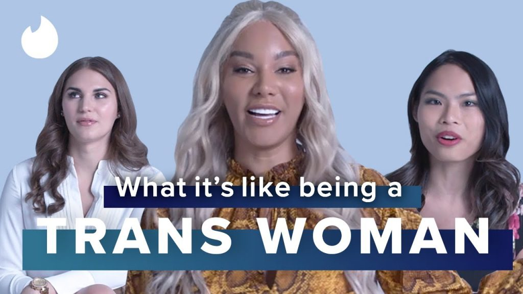 What It's Like Living & Dating As A Trans Woman   4 People Explain