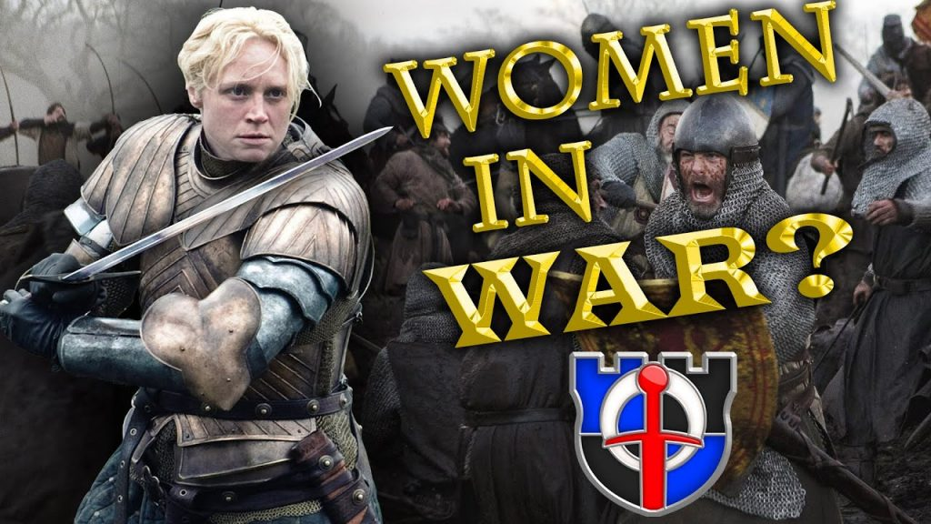 Could WOMEN have fought in medieval WAR, and won?