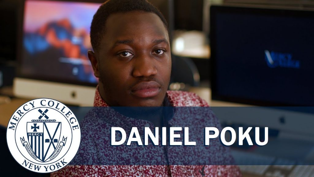 Passion to Get Ahead: Daniel Poku '20.  On skills and relationship building.