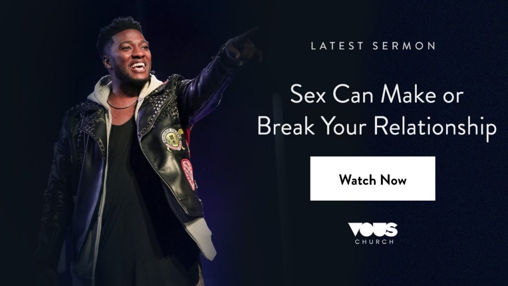 Mike Todd – Make or Break: Sex Can Make or Break Your Relationship