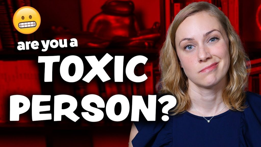 ARE YOU TOXIC?