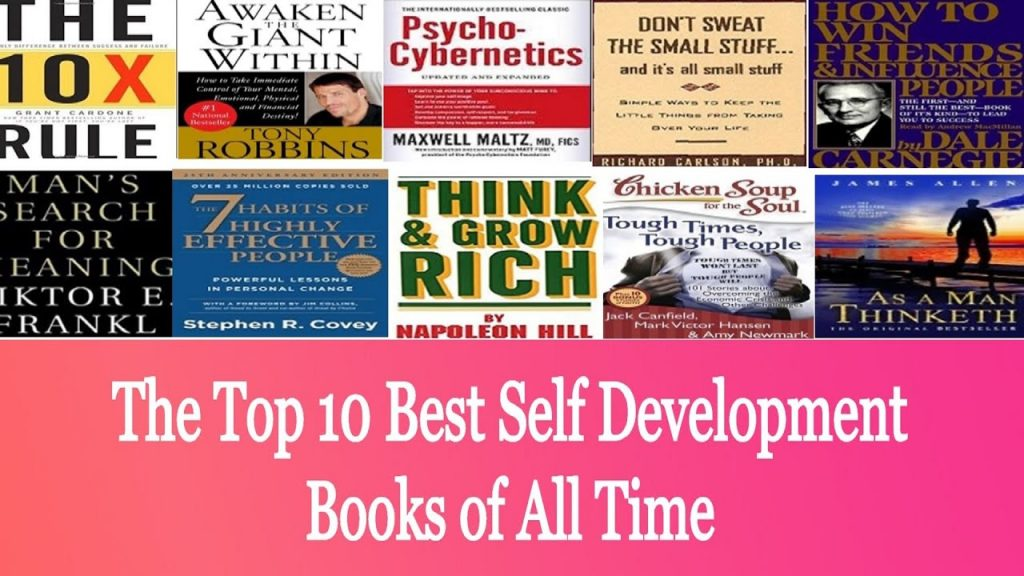 The Top 10 Best Self Development Books of All Time