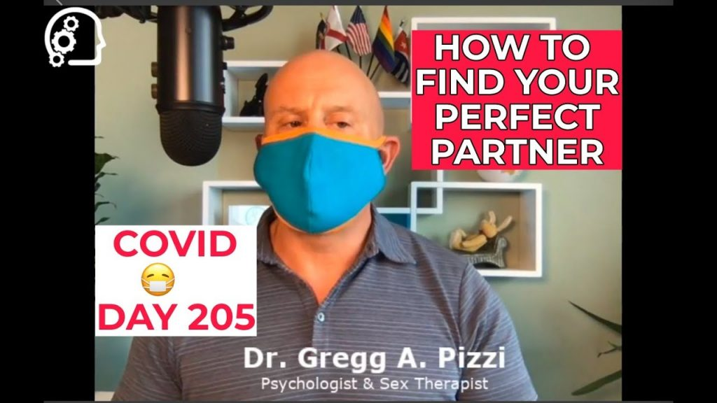 HOW TO FIND YOUR PERFECT PARTNER: Dr. Gregg's LIVECAST Episode 2