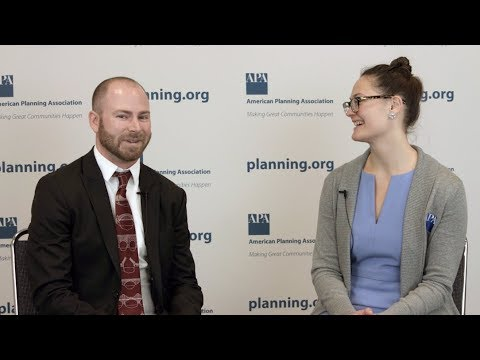 """""""It's About Relationship Building"""": Jason Ray, AICP, on APA's Policy and Advocacy Conference"""