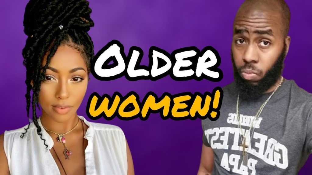 Dating Women TWICE Your AGE   How To Date Older Women?