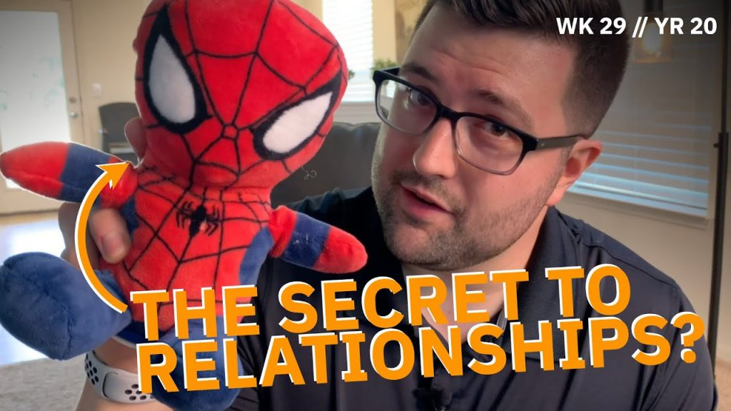 HOW TO MAKE YOUR RELATIONSHIPS LAST: The Relationship Bank Account [ WK 29 // YR 20 ]
