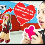 HER CRAZY EX-BOYFRIEND GAVE HER A LOVE LETTER! – Roblox Roleplay – Roblox High School 2