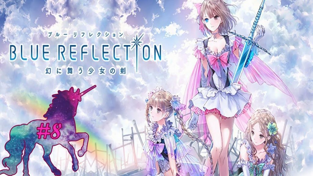 Blind Girl Plays: Blue Reflection: I date girls